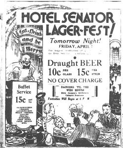 1933 Lagerfest
