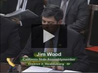 JIM WOOD CAL CHANNEL VIDEO GRAB